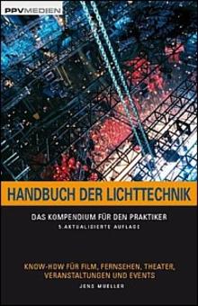 Fachbuch BET Handbuch der Lichttechnik