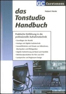 Fachbuch BET Das Tonstudio-Handbuch