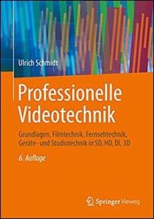 Fachbuch BET Professionelle Videotechnik