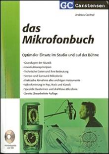 Fachbuch BET Das Mikrofonbuch