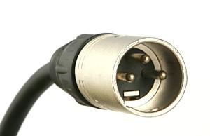 XLR-Stecker