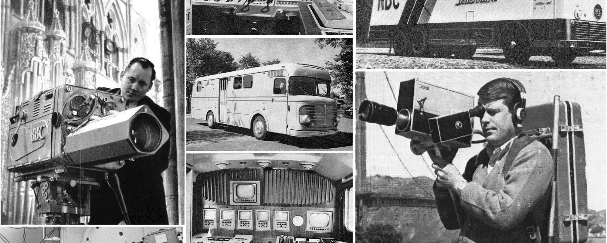 Vorschau 100 Jahre TV-Historie | Geschichtsbuch der FKTG